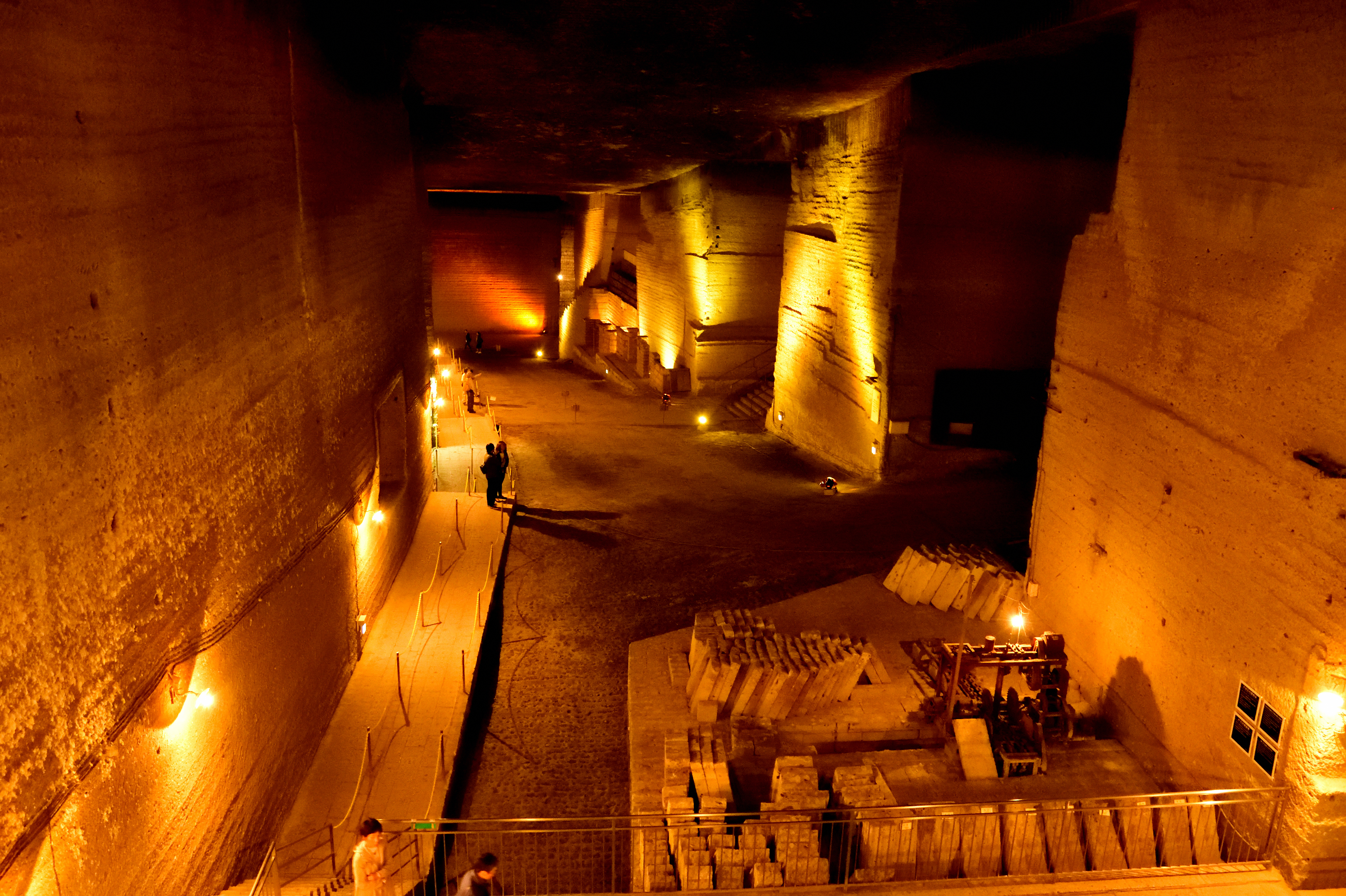 Underground spece of Oyamusum