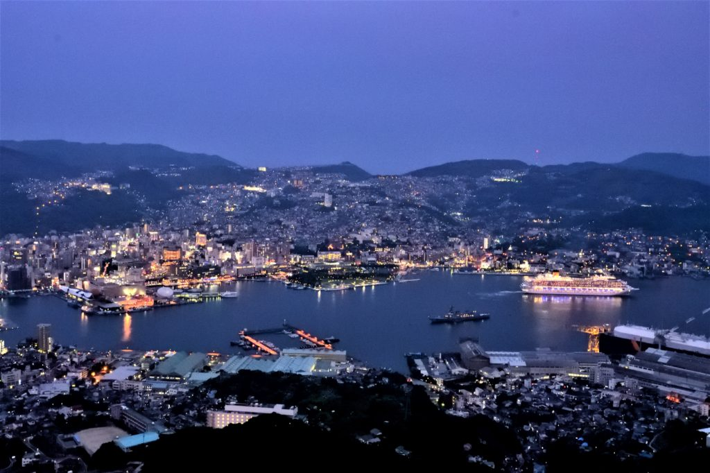 Japan, **Nagasaki Hydrangea (Otakusa) Festival** the city of rain